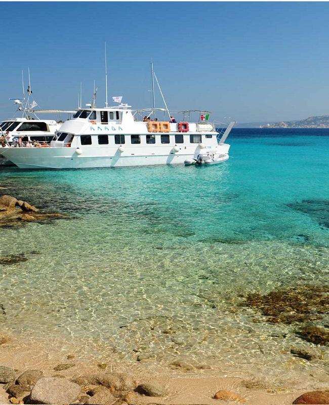 Cruises in La Maddalena Avitur Tour Operator