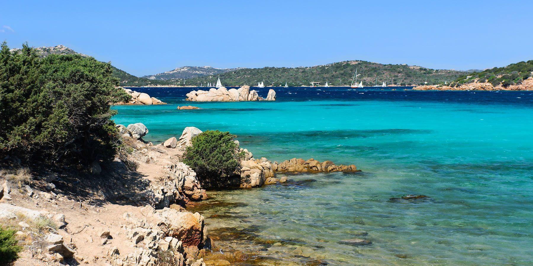 Sardegna Del Nord Cartina.Cartina Della Sardegna Del Nord I Luoghi E Le Spiagge Da Visitare Avitur