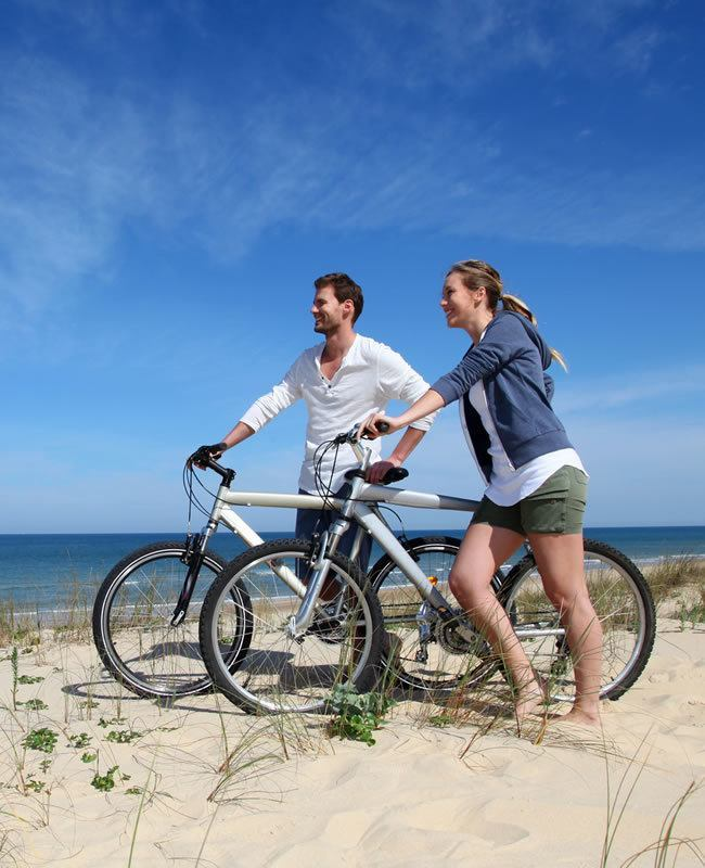 Bicycle holidays Avitur Tour Operator