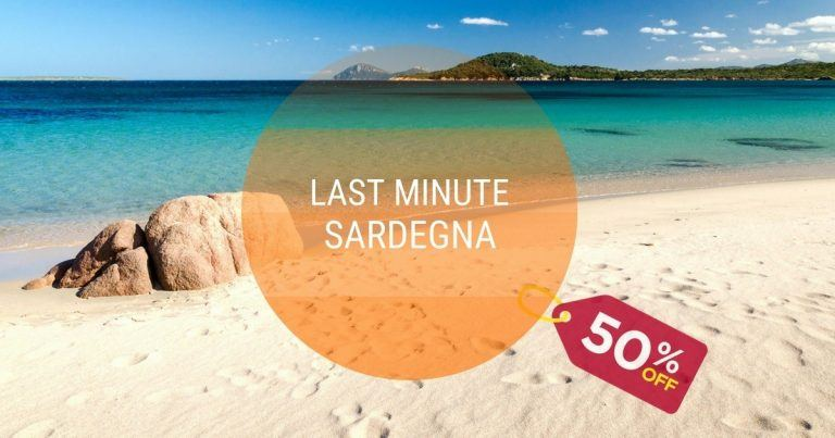 Offerta 7 Notti Cannigione in Sardegna Partenze di Luglio Avitur